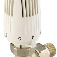Seturi termostatice pentru radiatoare cu racordare laterala