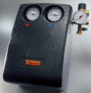 Grup hidraulic dublu Immergas